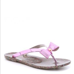 Kate Spade Follie Jelly Sandals!